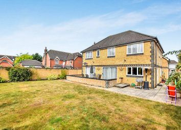 Thumbnail 5 bed detached house for sale in Wessex Close, Thames Ditton