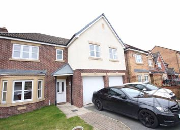 Thumbnail 5 bed detached house to rent in Annand Way, Newton Aycliffe