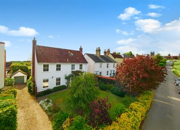 Thumbnail 4 bed detached house for sale in The Green, Long Melford, Sudbury