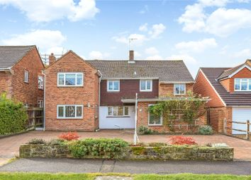 Thumbnail 4 bed detached house for sale in Pollards Drive, Horsham, West Sussex