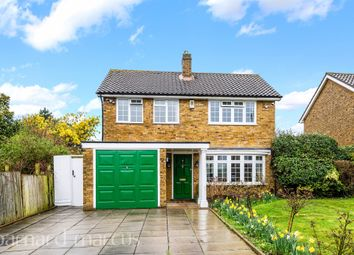 Thumbnail 3 bed detached house for sale in Colborne Way, Worcester Park