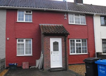 Thumbnail 4 bedroom property to rent in Bassingham Road, Norwich