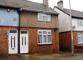 Thumbnail 3 bedroom end terrace house to rent in Wolverhampton Street, Darlaston, Wednesbury