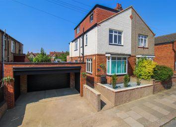 Thumbnail 4 bed semi-detached house for sale in Beech Avenue, Abington, Northampton