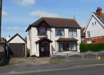 Thumbnail 3 bed detached house for sale in Sunningdale Drive, Skegness