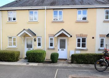 Thumbnail 2 bed terraced house to rent in Cornlands, Sampford Peverell, Tiverton