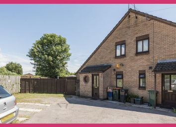 Thumbnail 1 bed semi-detached house for sale in St. Davids Crescent, Newport