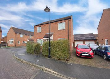 Thumbnail 3 bed detached house for sale in Heartsease Way, Bourne