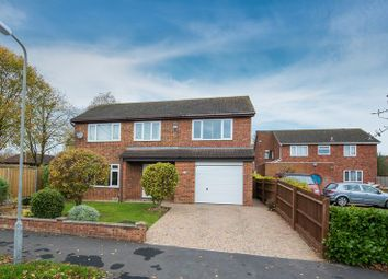 Thumbnail 4 bed detached house for sale in Tweed Drive, Bletchley, Milton Keynes