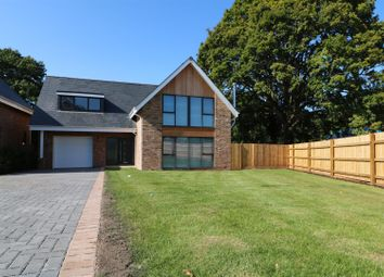 Thumbnail 4 bed detached house for sale in Chapel Green, Chapel Lane, Gorsley