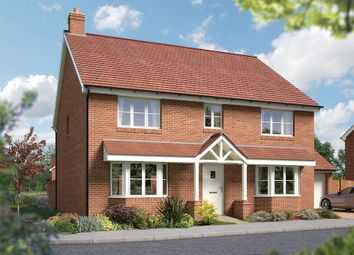 "Thumbnail 5 bed detached house for sale in ""The Winchester"" at Archer's Way, Amesbury, Salisbury"
