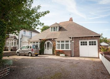 Thumbnail 4 bed detached bungalow for sale in Britwell Road, Sutton Coldfield