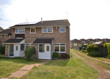 Thumbnail 3 bed terraced house for sale in Grasscroft, Kingsthorpe, Northampton