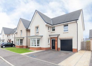Thumbnail 4 bed detached house for sale in Maude Place, Kirkliston