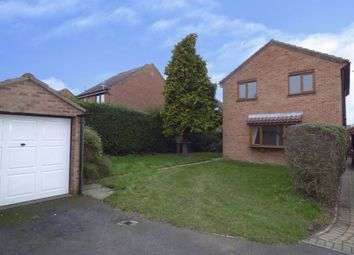 Thumbnail 4 bed detached house to rent in Attewell Close, Draycott
