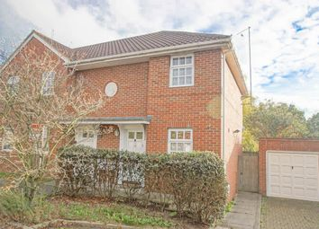 Thumbnail 2 bedroom semi-detached house to rent in Rooks Close, Longcroft Lane, Welwyn Garden City