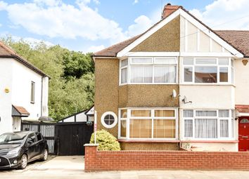 Thumbnail 2 bedroom end terrace house for sale in Saxon Avenue, Feltham