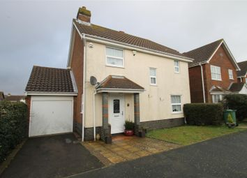 Thumbnail 3 bed detached house for sale in Reynolds Drive, Bexhill-On-Sea