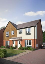 Thumbnail 3 bed semi-detached house for sale in Tibbington Terrace, Tipton