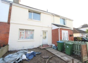 Thumbnail 2 bed terraced house to rent in Ludlow Road, Southampton