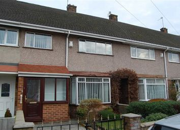 Thumbnail 3 bedroom terraced house for sale in Gorsefield Avenue, Thornton, Liverpool