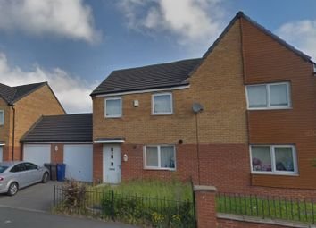 3 bed semi-detached house to rent in Kylemore Way, Manchester M11