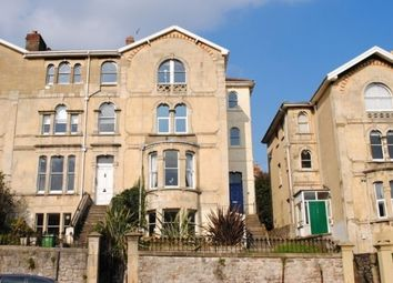 Thumbnail 2 bed flat to rent in Redland Road, Redland, Bristol