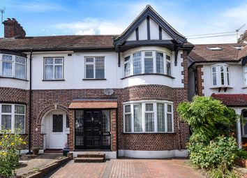 Thumbnail 4 bed end terrace house for sale in Marina Avenue, New Malden