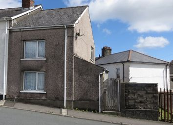 Thumbnail 1 bed end terrace house for sale in Somerset Street, Brynmawr, Ebbw Vale