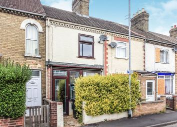 2 bed terraced house for sale in Scotney Street, Peterborough PE1