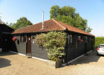 Thumbnail 1 bed barn conversion to rent in East End Road, Stonham Aspal, Stowmarket