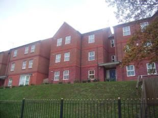 Thumbnail 2 bed flat to rent in Slaters Way, Nottingham