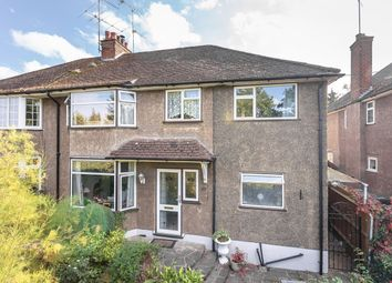 Thumbnail 5 bed semi-detached house for sale in St Albans Road, Sandridge, St Albans