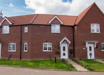 Thumbnail 2 bed terraced house for sale in Tilia Grove, Old Leake, Boston