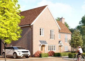 Thumbnail 3 bed semi-detached house for sale in De Burgh Gardens, Tadworth, Surrey