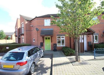 Thumbnail 1 bed flat to rent in Sage Road, Leicester