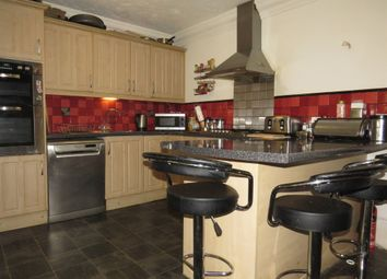 Thumbnail 3 bed terraced house for sale in Magnolia Road, Southampton