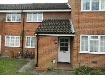 Thumbnail 1 bed flat to rent in St Bedes Gardens, Cambridge