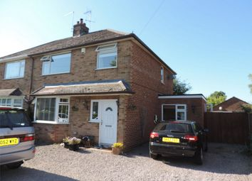 Thumbnail 3 bed end terrace house to rent in Mill Drove, Bourne, Lincolnshire