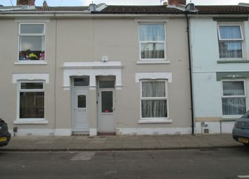 Thumbnail 2 bed terraced house to rent in Glencoe Road, Portsmouth