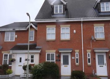 Thumbnail 3 bed town house to rent in Armstrong Drive, Bedford