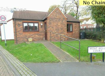 Thumbnail 2 bed semi-detached bungalow for sale in Moat Hills Court, Bentley, Doncaster.