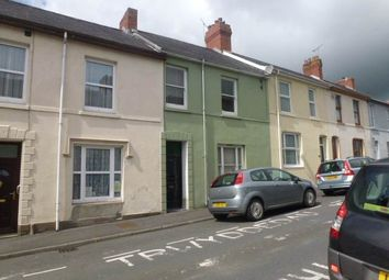 Thumbnail 1 bed flat to rent in 60 Parcmaen Street, Carmarthen, Carmarthenshire