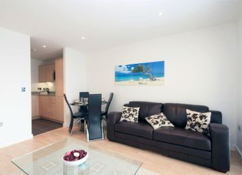Thumbnail 1 bed property for sale in Westgate Apartments, 14 Western Gateway, London