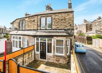 Thumbnail 2 bed end terrace house for sale in Mayfield Grove, Harrogate, North Yorkshire