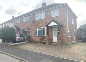 Thumbnail 3 bed semi-detached house to rent in North Crescent, Coxheath, Maidstone