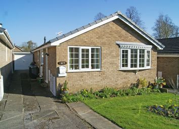Thumbnail 3 bedroom detached bungalow for sale in Park Avenue, Darley Dale, Derbyshire