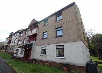 Thumbnail 2 bedroom flat for sale in Kilcreggan View, Greenock, Renfrewshire