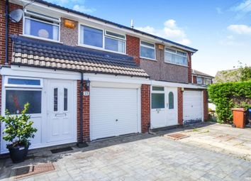 Thumbnail 3 bed terraced house for sale in Borrowdale Road, Heaviley, Stockport