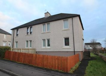 Thumbnail 1 bed flat for sale in Bredisholm Terrace, Baillieston, Glasgow, Lanarkshire
